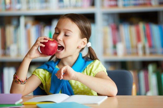 School apple